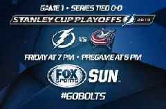 Preview: Lightning begin quest for the Cup with 1st-round matchup against Blue Jackets