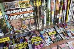 National Enquirer Being Sold After Owner 'Disgusted' By Reporting Tactics For Trump
