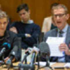 SIS chief Rebecca Kitteridge and GCSB head Andrew Hampton answer questions about Christchurch mosque terror attack