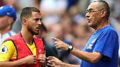 Eden Hazard: Chelsea forward backs Maurizio Sarri football philosophy