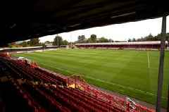 Crawley Town ban supporter who sent 'homophobic abuse' during their defeat to Forest Green Rovers