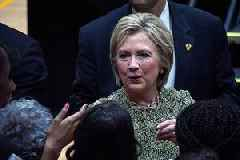 Hillary Clinton: Assange must 'answer for what he has done'