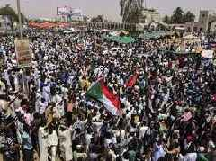 Sudan's Ruling Military Council Vows To Have Democratically Elected Leader After Two Years