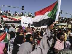 Cautious optimism in Sudan as new head of transition vows civilian rule
