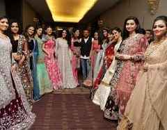 Meraj gives a New Innovation to the Bridal Wear Spectrum