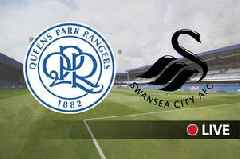 QPR v Swansea City Live: Kick-off time, team news and score updates from Championship contest