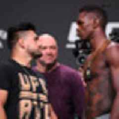UFC: All you need to know ahead of Israel Adesanya's UFC 236 title fight against Kelvin Gastelum