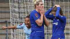 Late own goal sends Man City into Women's FA Cup final
