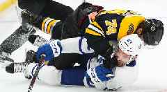 Bad Blood Takes Center Stage in Bruins-Leafs as Suspension Lingers