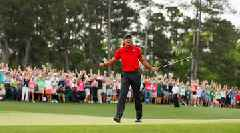 Jack Nicklaus on Tiger Woods' 15th Major Championship: 'He's Got Me Shaking in My Boots'