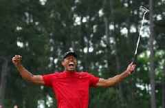 'This was a truly, truly remarkable feat': Cris Carter on Tiger's Masters victory
