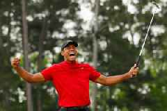 Tiger Woods' Huge Masters Win Hands CBS TV's Highest-Rated Golf Morning in 34 Years