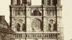 Paris' Notre Dame Cathedral Has A History Of Disrepair And Rebirth