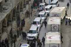 Red Cross Reveals Nurse Has Been Held In Syria For More Than Five Years