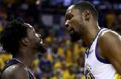 Shannon Sharpe isn't surprised by KD's ejection after altercation with Patrick Beverley