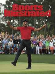 Tiger Woods's Newest Sports Illustrated Cover is One for the Ages