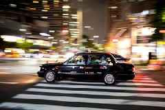 Sony launches S.Ride taxi-hailing service in Tokyo