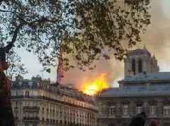 Multi-million-euro donations pledged to rebuild Notre Dame Cathedral