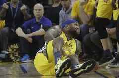 Injured DeMarcus Cousins unlikely to return this postseason