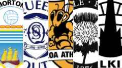 Scottish Championship: The league with half its teams in a relegation fight