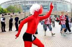 93 incredible photos of 34,000 Stoke fans, 14 heroes and THAT 5-0 win over Bolton