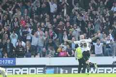 A day of pride, passion and expectation as Port Vale win promotion to League One on April 20, 2013