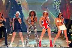 The Spice Girls' four-word message to Victoria Beckham on birthday