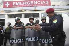 Ex-President Of Peru Garcia Dies After Shooting Himself Before Police Arrest For Bribery