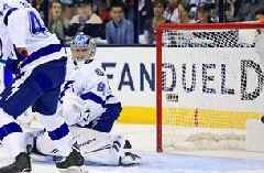 Lightning's historic season comes crashing down after being swept by Blue Jackets in 1st round of Stanley Cup Playoffs