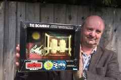 Star Wars toy which lay in loft for DECADES set to fetch eye-watering sum