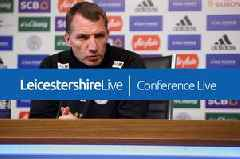 Leicester City press conference live: Brendan Rodgers to talk injuries, transfers and West Ham