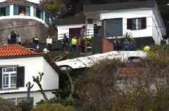 Madeira coach carrying German tourists crashes killing 29 people