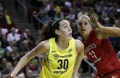 WNBA MVP Breanna Stewart undergoes surgery for torn Achilles