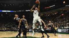 Giannis, Bucks Using Pace-and-Space Blueprint to Demolish the Pistons