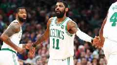 Kyrie Irving and the Celtics Look Completely In Sync Against the Pacers