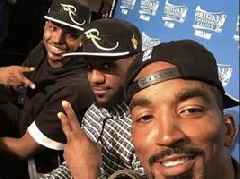 """JR Smith Imagines Tiger Woods Repping Nipsey Hussle: """"How I Woke Up On The Golf Course!"""""""