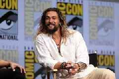 Actor Jason Momoa shaves signature beard for first time in seven years to promote recycling