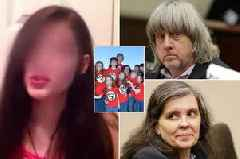 Chilling 911 call of girl chained up in 'house of horrors' with 12 siblings