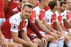 Aaron Ramsey latest as Arsenal boss Unai Emery gives positive injury update after fears he'd played last game for Gunners