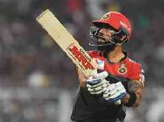Virat Kohli Scores His 5th IPL Century
