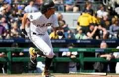 Cole Tucker's first major league hit is a 2-run home run for the Pirates