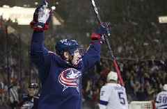 Long-suffering Duchene gives Blue Jackets playoff punch