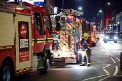 Fire at Birmingham city centre tower block was 'accidental' says fire chief