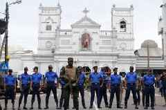 Sri Lanka Easter bombings death toll rises as eighth explosion claims lives