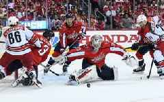Capitals' penalty kill comes up big in Game 5 blowout of Hurricanes