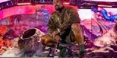Kanye West brings Sunday service to Coachella for Easter