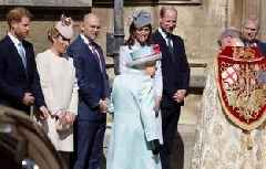 Queen Elizabeth marks 93rd birthday with Easter service