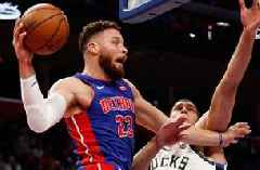 Blake Griffin's return, 27 points can't save Pistons
