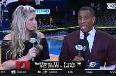 Thunder lose Pivotal Game 4 to Trail Blazers | Thunder Live