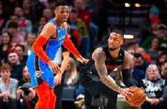 Nick Wright would build a franchise around Damian Lillard over Russell Westbrook
